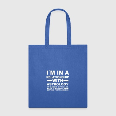 relationship with ASTROLOGY - Tote Bag