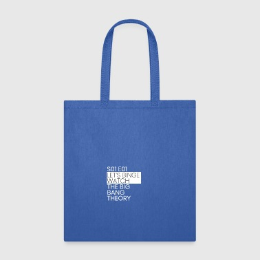 Big Bang The Big Bang Theory - Tote Bag
