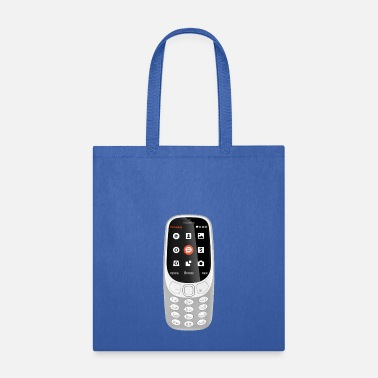 Mobile Mobile Phone - Tote Bag