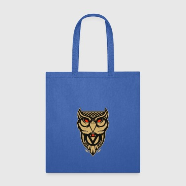 Gold Owl - Tote Bag