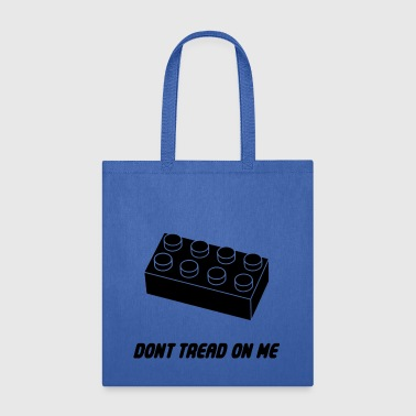 Lego Don't Tread On Me - Tote Bag