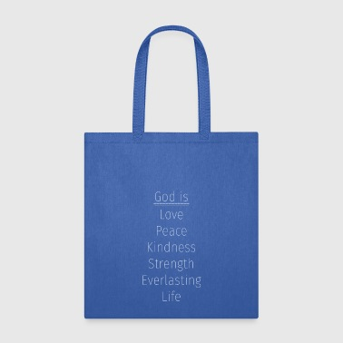 God God is... - Tote Bag