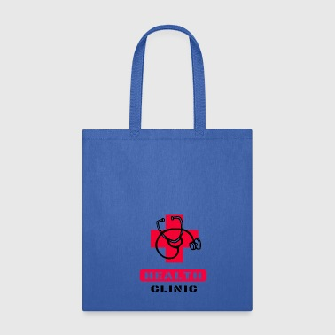 Health Clinic - Tote Bag