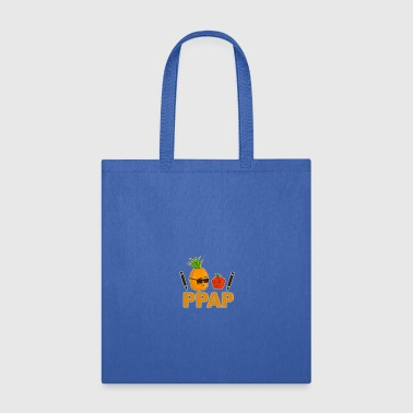 Pen Pineapple Apple Pen - Tote Bag