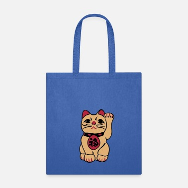Humour good fortune cat - Tote Bag