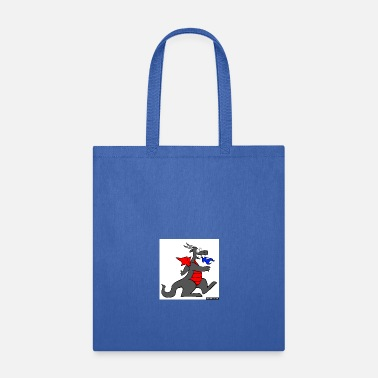 Red Dragon Dragon red - Tote Bag