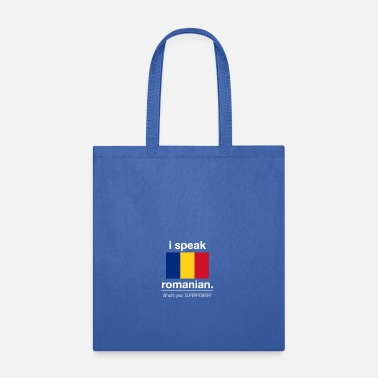 Romanian SUPERPOWER romanian - Tote Bag