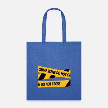 Offensive crimescene - Tote Bag