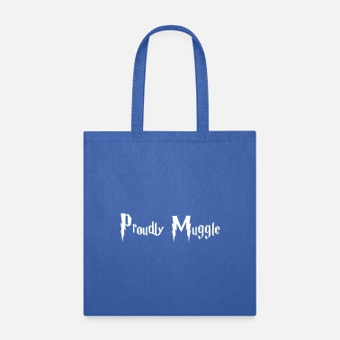 Potter Proudly Muggle v - Tote Bag