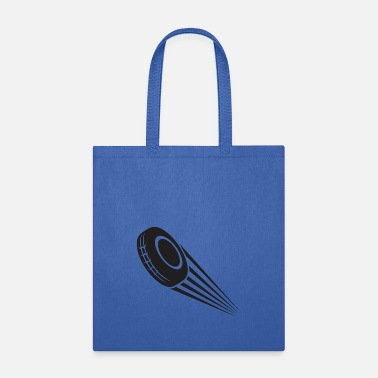 Car Tires the car tire is released - Tote Bag