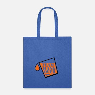 Humor team hangover - Tote Bag