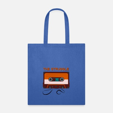 Pencil Box The Struggle - Tote Bag