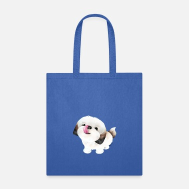 Shih Tzu Dog - Tote Bag