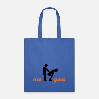 Funny gay guys top - Tote Bag