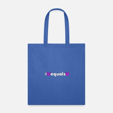 Hiv HIV Undetectable Equals Untransmittable UequalsU - Tote Bag