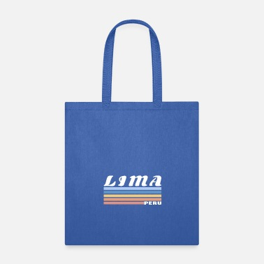 South America Lima Peru / Gift South America Latin America - Tote Bag