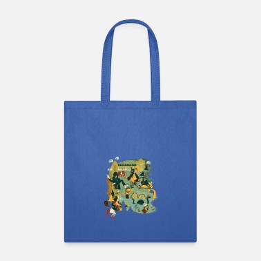 Shop Crypster Coffee Shop - Tote Bag