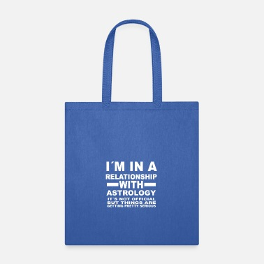 Astrology relationship with ASTROLOGY - Tote Bag