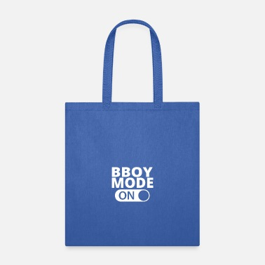 Bboy MODE ON BBOY - Tote Bag