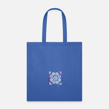 Texture Cool design with bright textures - Tote Bag