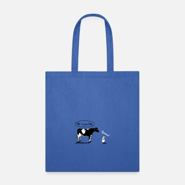 Milk Milk, I Am Your Father - Tote Bag