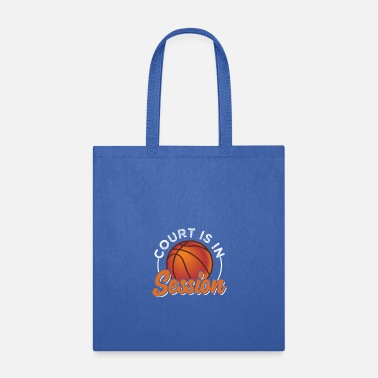 Court Court Is In Lesson - Tote Bag