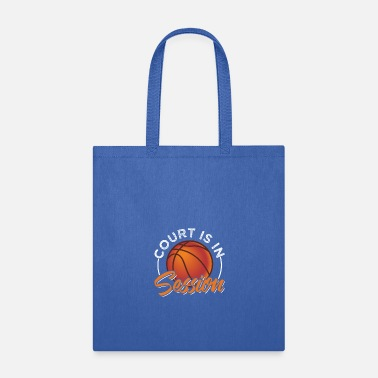 Court Court is In Session - Tote Bag