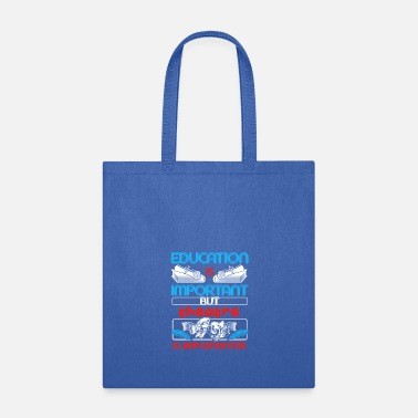 Education Culture Education is important - Tote Bag