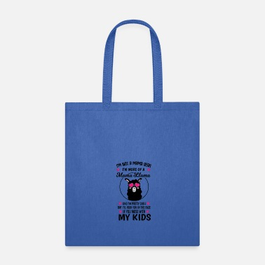 Asterisk Lama Alpaca mother Childrens Cool Mother's Day gif - Tote Bag