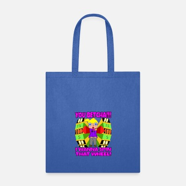 Tv TV Game Show Contestant - TPIR (The Price Is) - Tote Bag