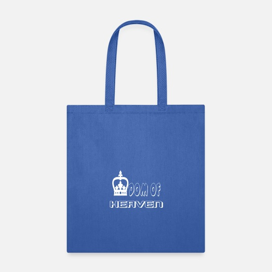 Curves Bags & backpacks - kingdom of Heaven. - Tote Bag royal blue
