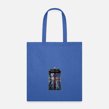 British Phone Box - Tote Bag