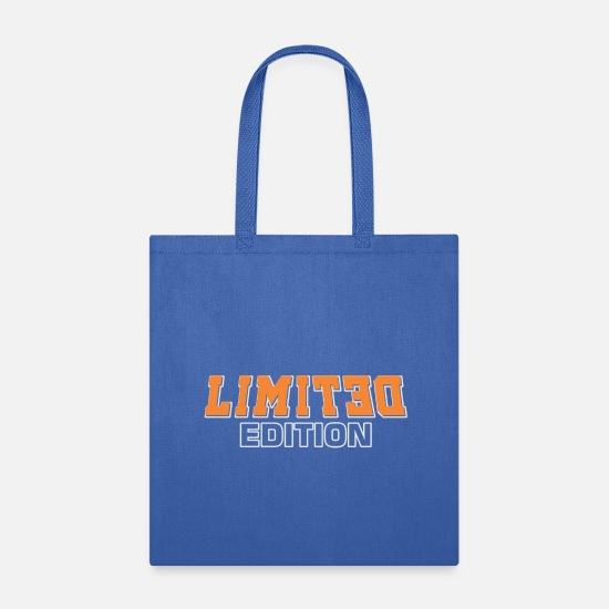 Edition Bags & Backpacks - Limited Edition - Tote Bag royal blue