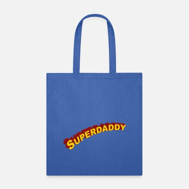 High Fliers Superdaddy Father's Day - Tote Bag
