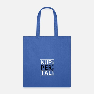 Slope Steep slopes Wuppertal - Tote Bag