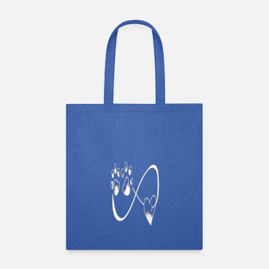 Paw DOG PAW - Tote Bag