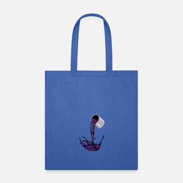 Spill Galaxy Spill - Tote Bag
