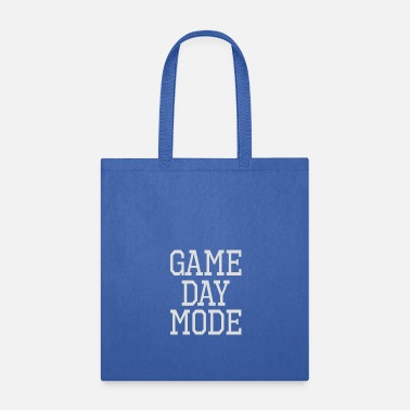 Modernist Game Day Mode - Tote Bag