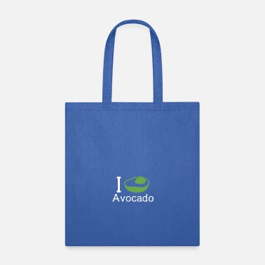 I Love I love Avocado - Tote Bag