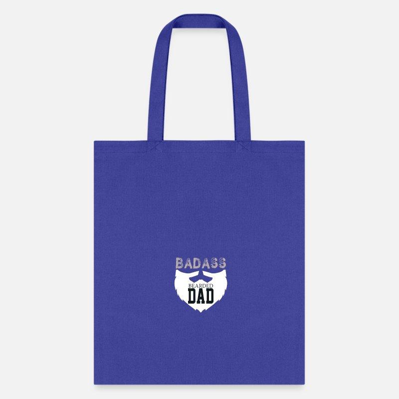 f7a4df4c Badass Bearded Dad by SPIRITSHIRTSHOP   Spreadshirt