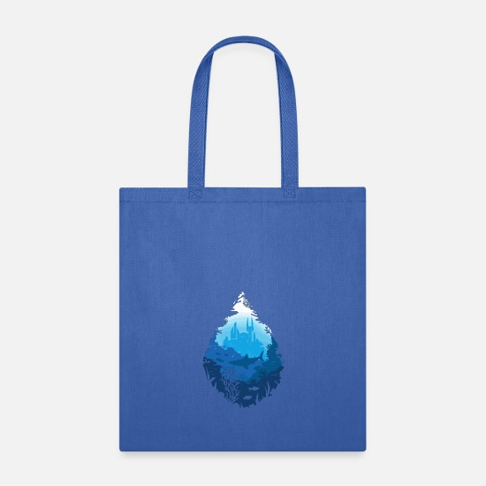 Atlantis Bags & Backpacks - Atlantis - Tote Bag royal blue