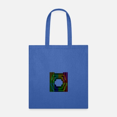 Electrical Line Electric Lines - Tote Bag