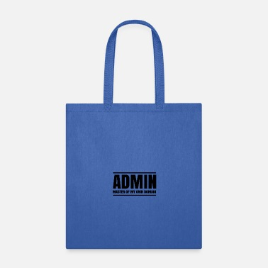 Game MASTER OF MY OWN DOMAIN - Tote Bag