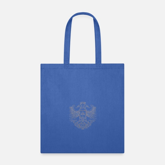 Art Bags & backpacks - Eagle Illustration Graphic Art T-Shirt - Tote Bag royal blue