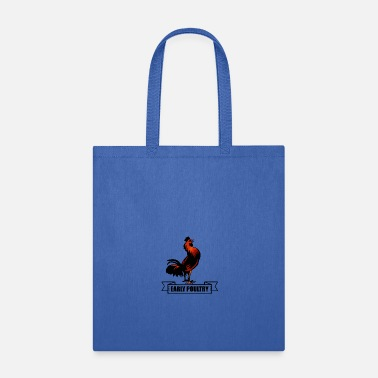 Poultry Early Poultry - Tote Bag