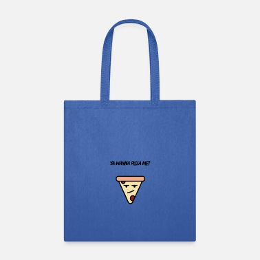 Aggressive Aggressive Pizza - Tote Bag