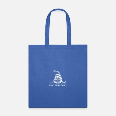 Tread Dont Tread - Tote Bag