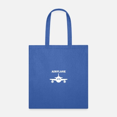 Airplane Funny Airplane Funny T-shirt - Tote Bag