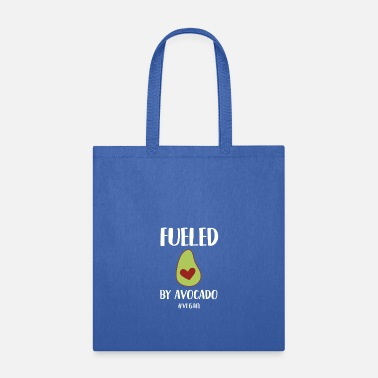 Fuel Fueled By Avocado - Tote Bag