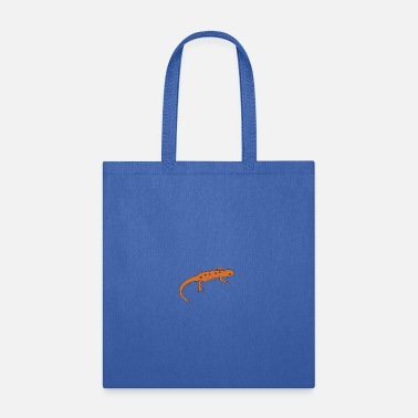 Newt Orange Newt - Tote Bag